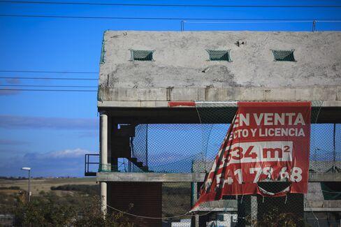 Spain Bad Bank Profit Pledge Depends on Home Pricem Rise
