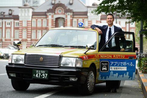 日本交通・川鍋一朗会長