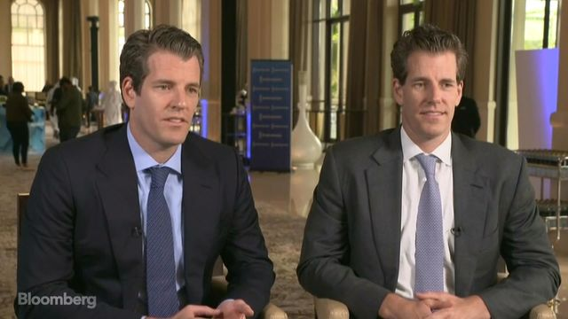 winklevoss brothers cryptocurrency