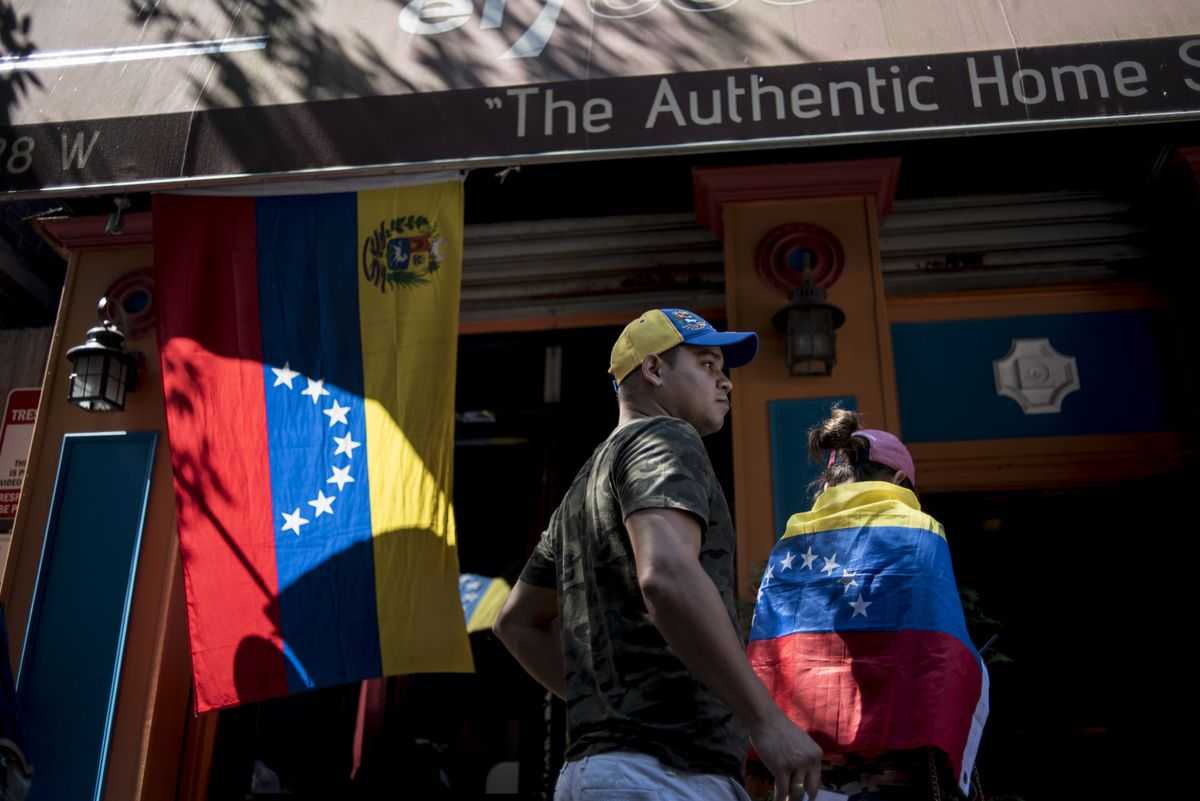 Millions of Venezuelans Turn Against Maduro in Symbolic Vote