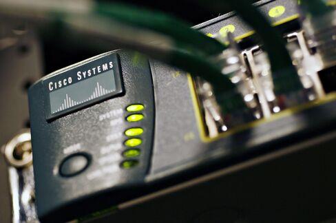 Cisco Falls After Forecast Misses Estimates