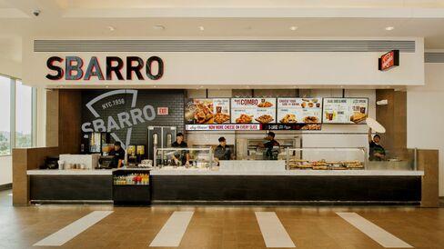 Sbarro Stand-Alone Location