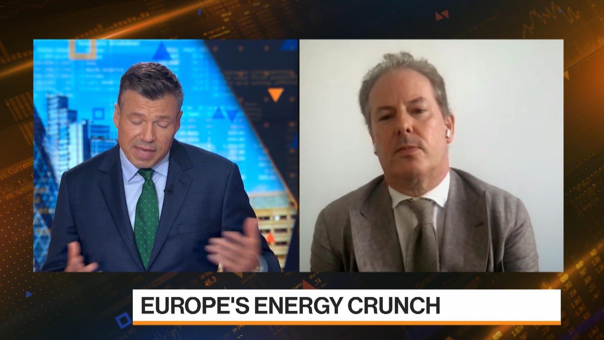 Former UK Energy Regulator CEO Nolan talks future of European Energy