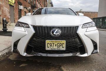 The Lexus GS 350 F Sport Falls Behind Other Luxury Sedans