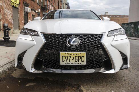 Lexus has increasingly enlarged its grilles to gargantuan proportions.