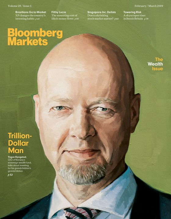 Norway's $1 Trillion Man Talks Brexit, China and Big Tech
