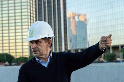 se relaciona con Con la economa argentina en decadencia Macri apuesta por la infraestructura