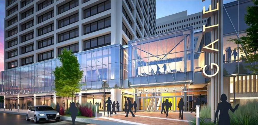 Investors Buy Newark's Gateway Seeing Path From Riots to
