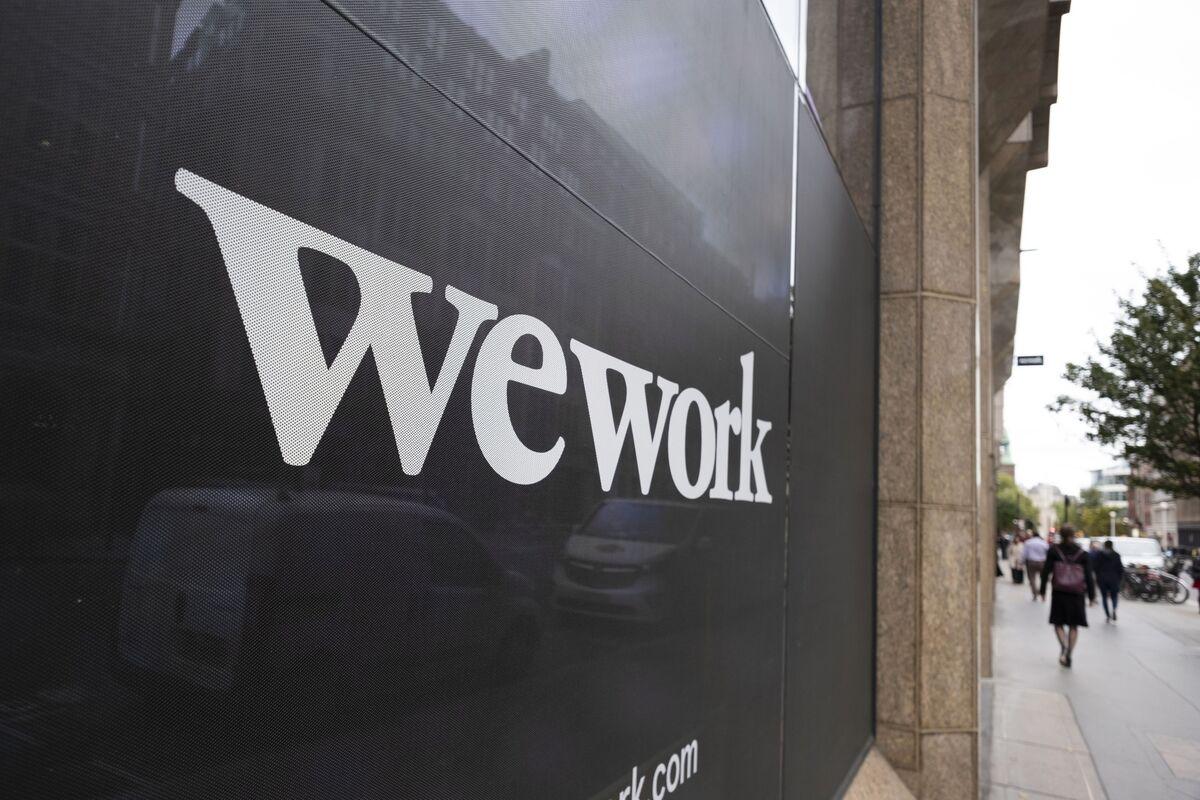 SoftBank Plans $5 Billion Rescue Financing for WeWork