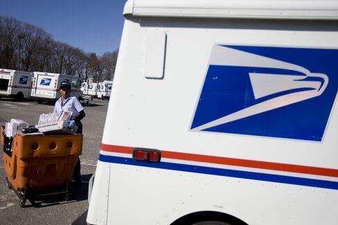 U.S. Postal Service Loses $1.3 Billion in Quarter With Cost Cuts