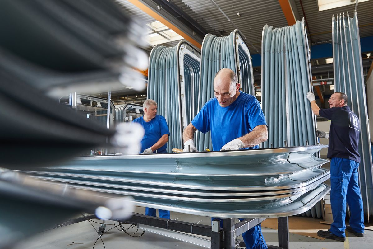German Industry Is Being Battered By a Perfect Storm