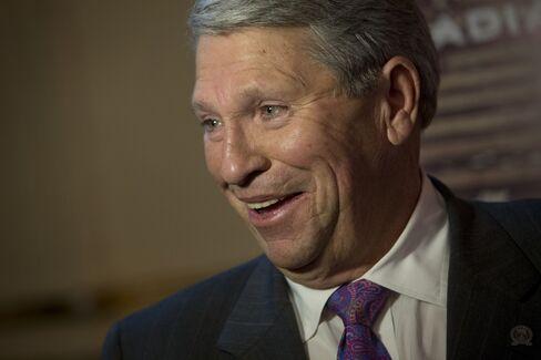 Canadian Pacific CEO  Hunter Harrison