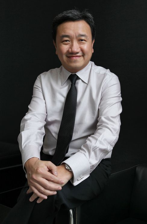 Parkson Retail Group Managing Director Alfred Cheng
