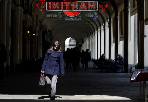 Italy Note Yield Drops to Record Low After Napolitano Re-Elected