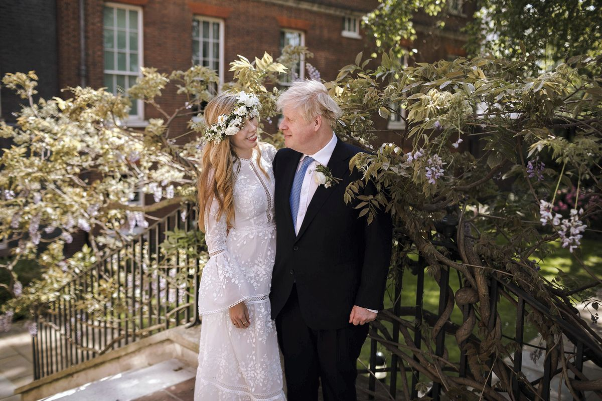 U.K. Prime Minister's Wife Says She's Expecting a Second Child