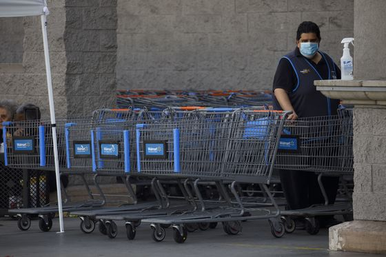 Furor Over Mask Requirements Mirrors Retail's Open-Carry Rules