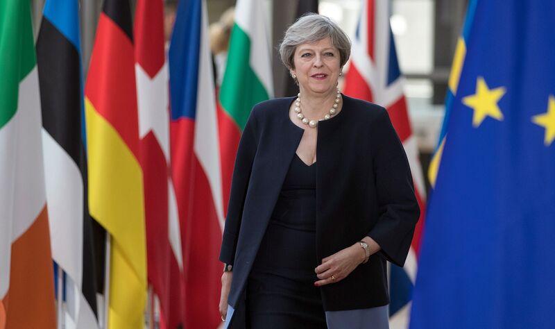 Мэй: Граждане ЕС в Британии cмогут остаться после Brexit