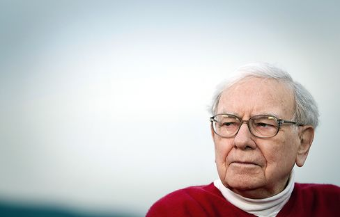 Buffett Says Muni Bankruptcies Set to Climb as Stigma Lifts