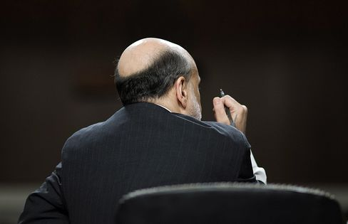 Bernanke Considers How Much Treasury Buying Is Too Much