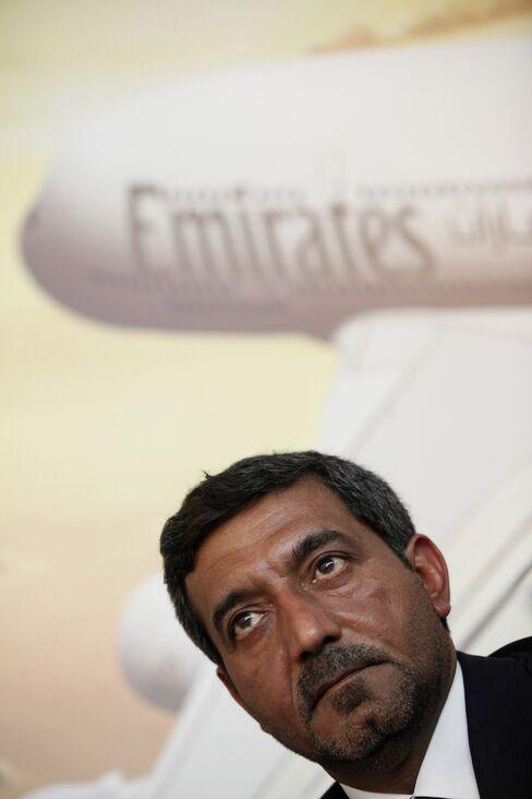 Sheikh Ahmed Bin Saeed Al Maktoum