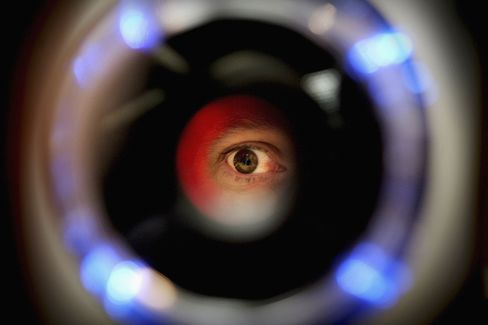 Iris Scans Seen Shrinking $7 Billion Medical Data Breach