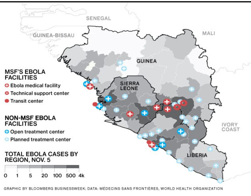 Ebola Doctors Without Borders Shows How To Manage A Plague