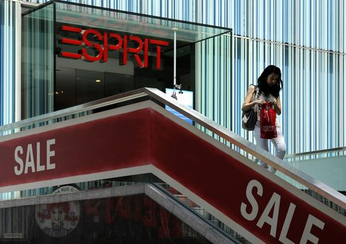 Investor Lone Pine Increases Esprit Stake After CEO Resignation