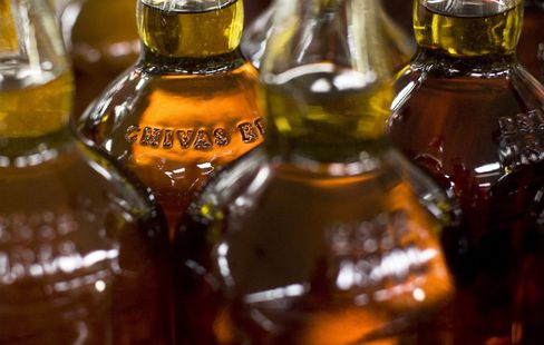 Chivas Regal Resists Offer Francis Ford Coppola Couldn't Refuse