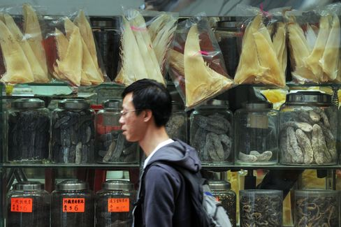 California Shark Fin Ban Challenged in Chinatown Group Suit