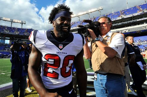 NFL Safety Ed Reed