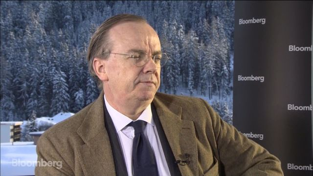 HSBC CEO Gulliver Says Lower Bank Profitability Here to Stay