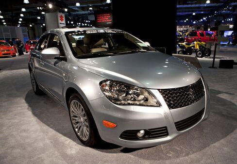 Suzuki Pulls Out of U.S. Car Market After Almost Three Decades