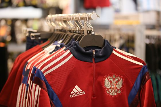 Adidas Had Big Hopes for Russia's World Cup