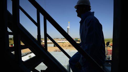 Anadarko Petroleum Rig