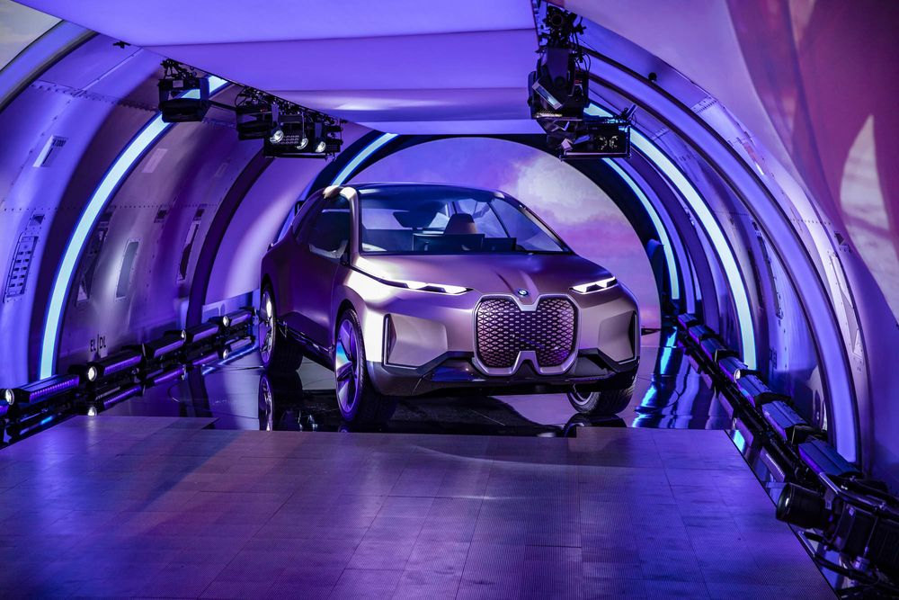 Bmw Vision Inext Concept When Your Car Is Your Favorite