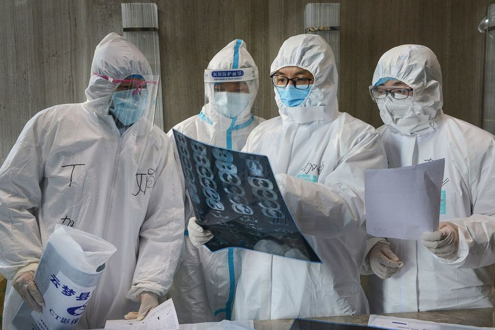 How Bad Is the Coronavirus? Let's Compare With SARS, Ebola, Flu - Bloomberg