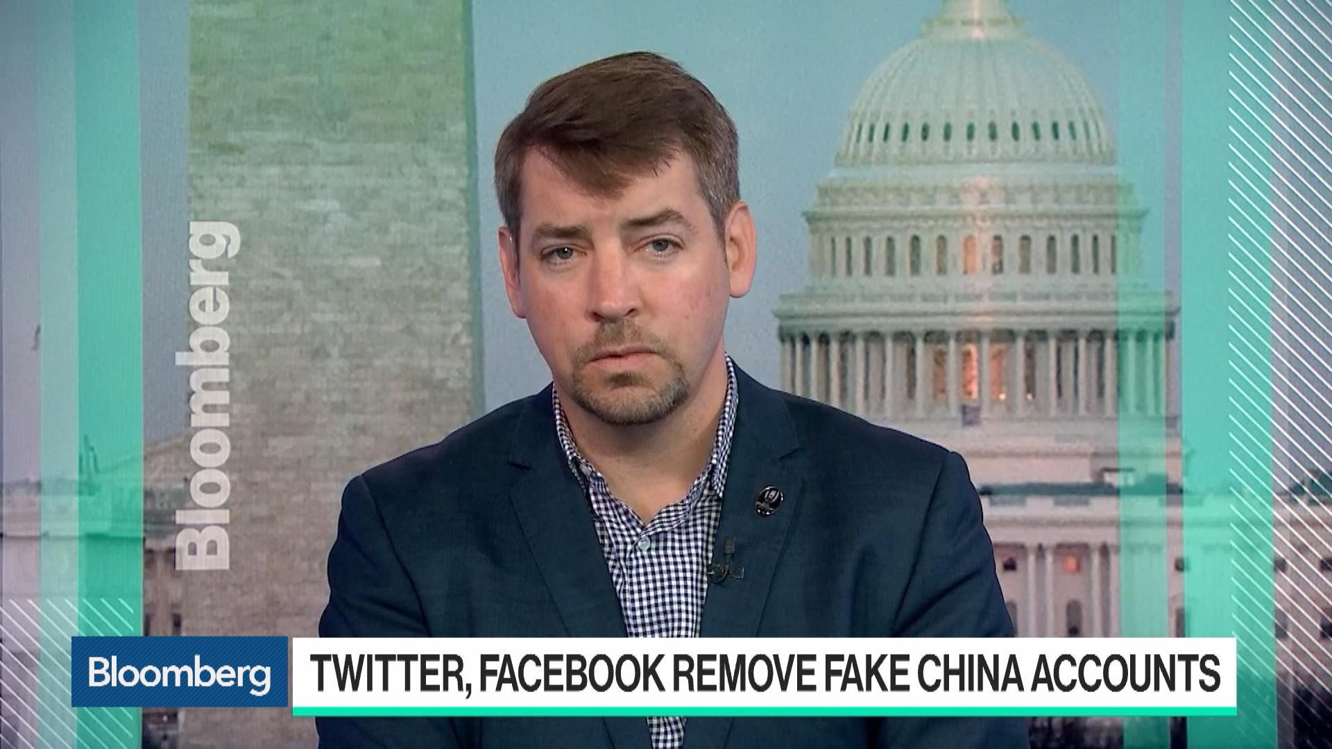 China's Fake Social Media Accounts Could Be Devastating: Brett Bruen