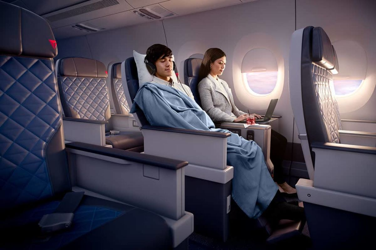 These Are The Best Premium Economy Cabins In The Skies Bloomberg