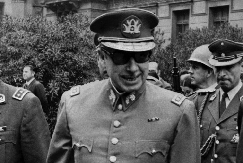 Pinochet Regime Blamed For Poisoning Ex President Frei Montalva Bloomberg