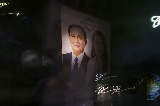 The Junta Leader Who's Running For Prime Minister of Thailand