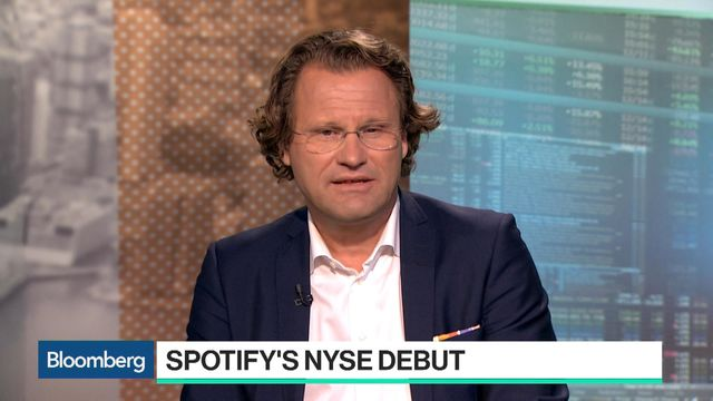 Northzone's Parson Says Spotify Is in'Second Inning of a Long Game