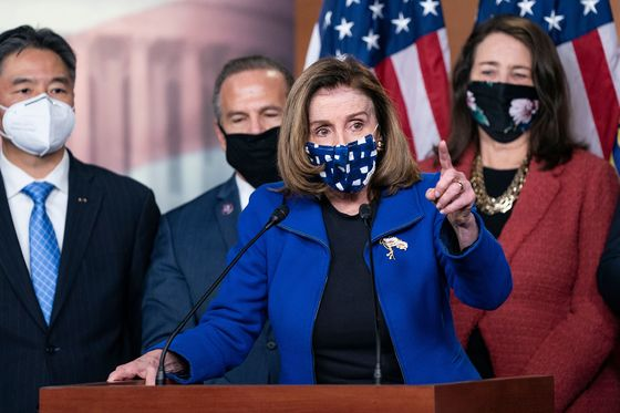 Pelosi Bill for Jan. 6 Riot Commission Could Come This Week