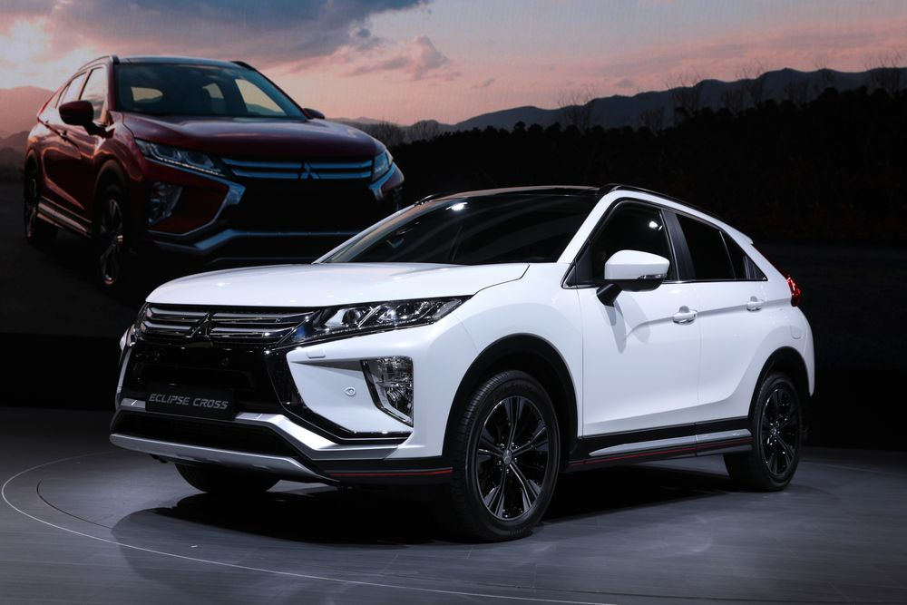 Mitsubishi Motors Latest Models >> Mitsubishi Seeks To Strengthen Suv Credentials With New
