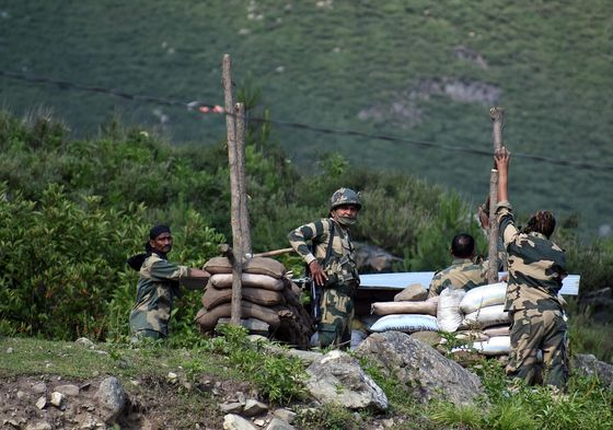 With Stones and Iron Rods, India-China Border Clash Turns Deadly