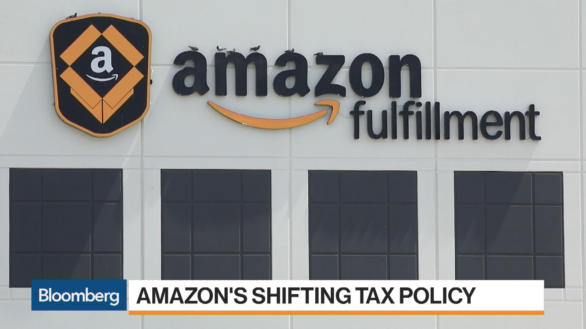 Amazon's Sales Tax Fight Is Heating Up as States Crack Down