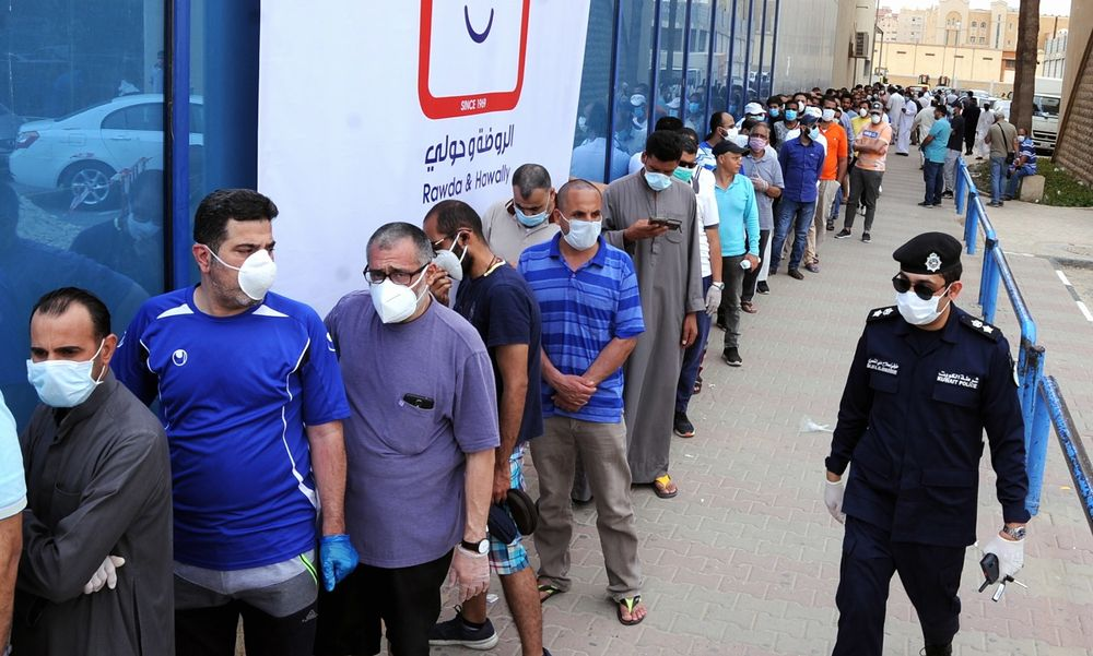 Middle East Covid-19 News: Kuwait and U.A.E Virus Cases Jump - Bloomberg