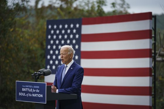 What Biden Has Said on Major U.S. Flashpoints With China