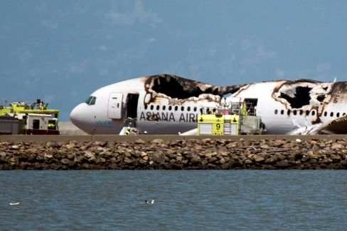 Asiana Airlines Crash