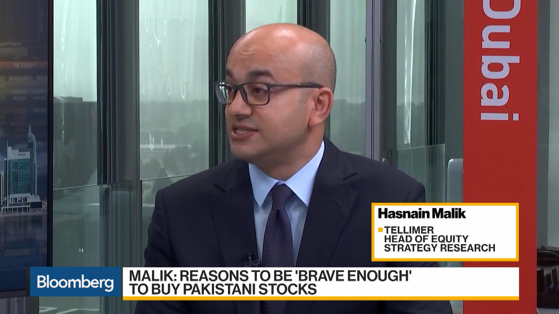 Tellimer Head of Equity Strategy Research Hasnain Malik on Emerging Market Strategy