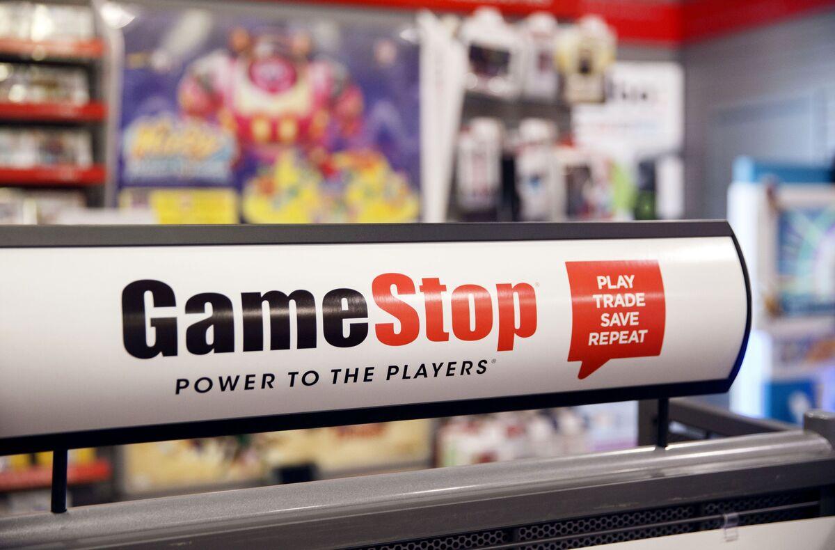 gamestop target market